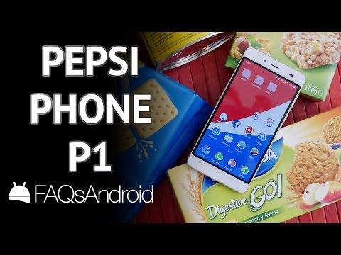 Pepsi P1 Phone: review y análisis en español