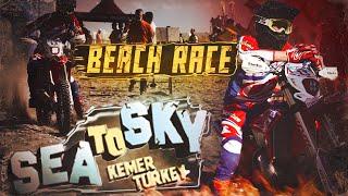 SEA TO SKY 2021. Beach Race. 20-е место с буксующим сцеплением