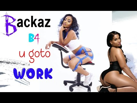 BACKAZ B4 U GO 2 WORK || Dancehall Mixtape || Lexi 😍