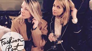 Скачать FPFW Kom Med Fashion Post S Redaktører Live Til Modeugen