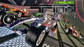 Trackmania Nation Forever - Gameplay PC ! FR HD