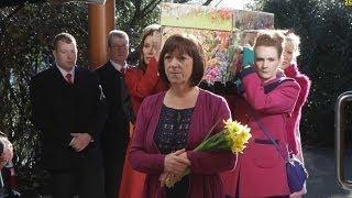 Coronation Street - Hayley's Funeral