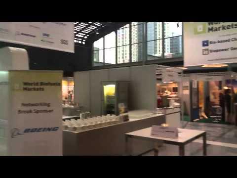 World Biofuels Conference - Rotterdam 2012