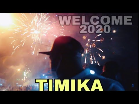 Malam Tahun Baru 2020 - Timika