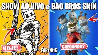 FORTNITE-MARSHMELLO SHOW, NEW DRONE et COOKIE SKIN