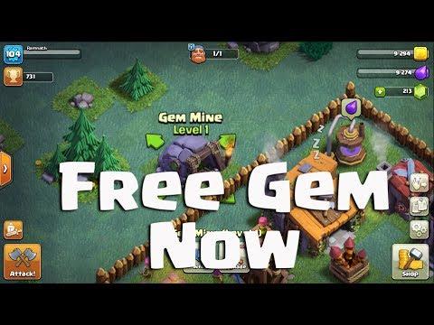 Gem Mine Product Gem 2.1 Per Day Clash of Clan