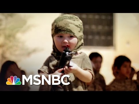 'Cubs Of The Caliphate': Role Of Kids In ISIS | MSNBC