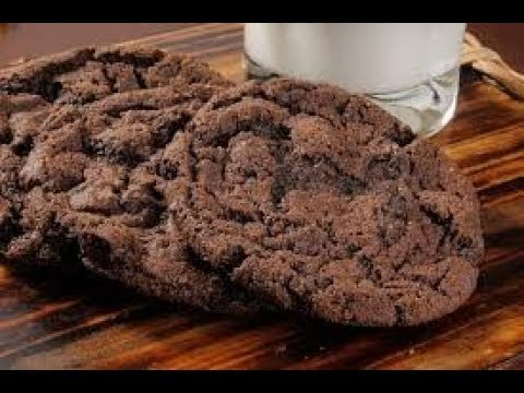 How to Bake Healthy Double Chocolate Oatmeal Cookies