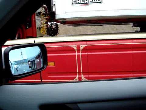 Perditrans Belgien SCANIA V8 München A8