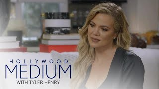 Did Tyler Predict Khloe Kardashian's Drama With Tristan? | Hollywood Medium with Tyler Henry | E!