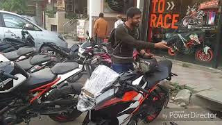 Buying new KTM rc390 2018