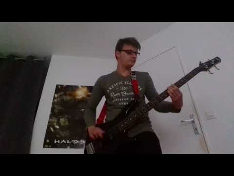 Teenage bottlerocket - They call me steve ( bass cover )