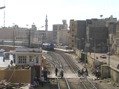 EGYPTIAN RAILWAYS PASSENGER TRAIN,1.