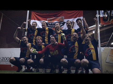 """Käsekrainer United"" gewinnt ÖFB Fanclub-Turnier 2020"