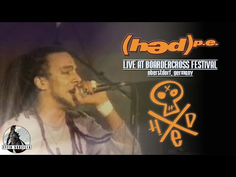 (hed) p.e. Live at Boardercross Festival [February 3, 2001]