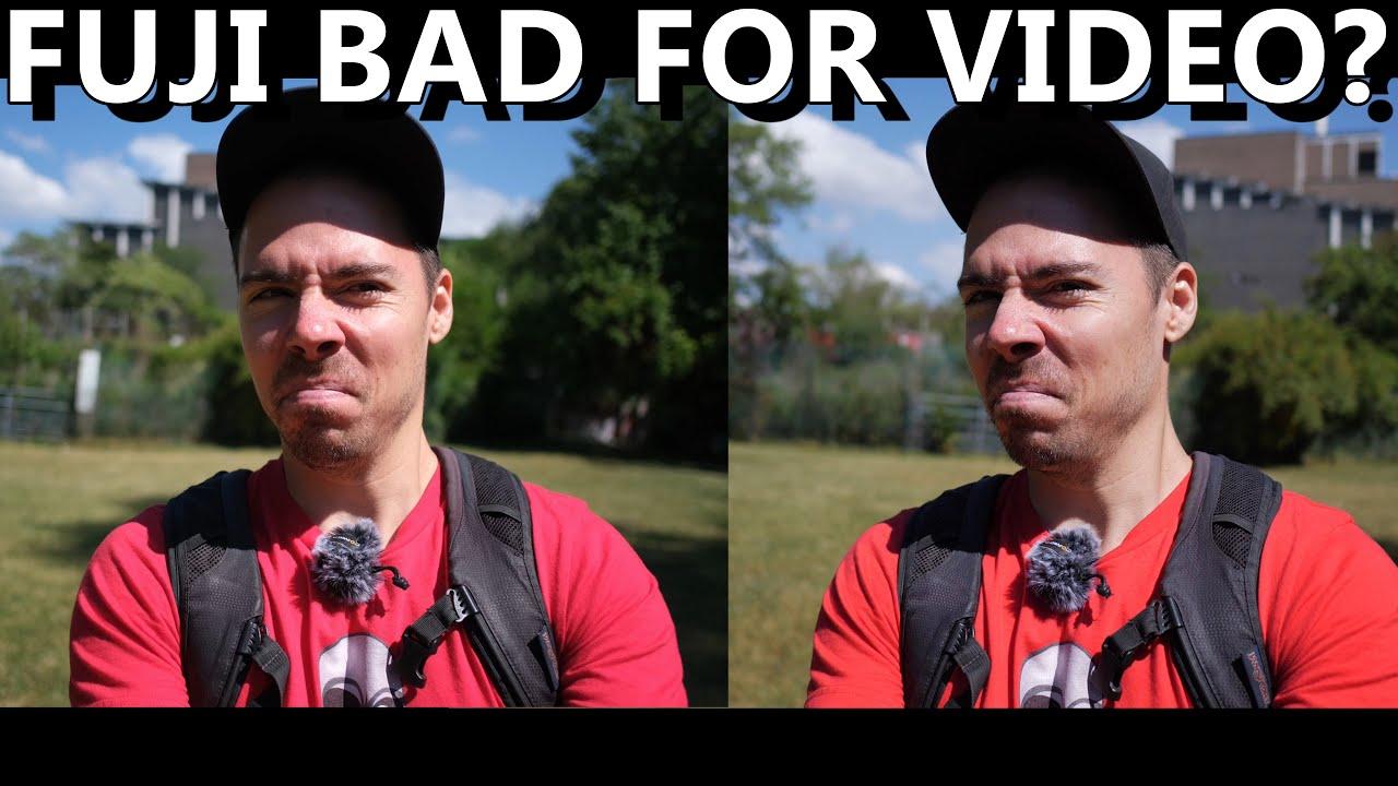Fuji XT4 vs Panasonic G9: Best Video Camera? Vlogging Lenses Compared