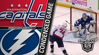 05/19/18 ECF, Gm5: Capitals @ Lightning
