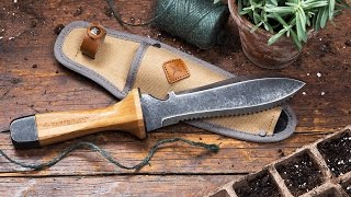 How can tough garden tools be do-gooders, too?