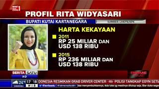Rekam Jejak Bupati Kutai Kartanegara Rita Widyasari