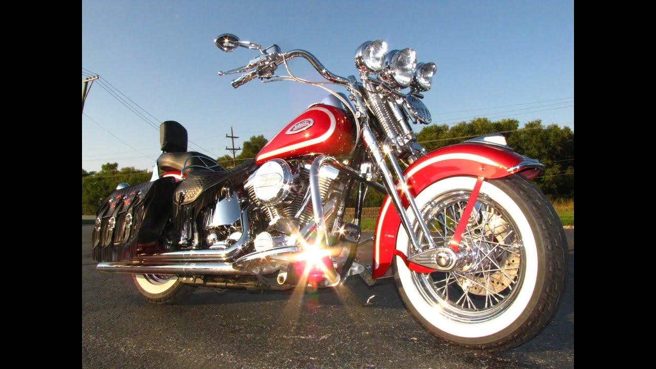 Harley Davidson Heritage Springer Parts