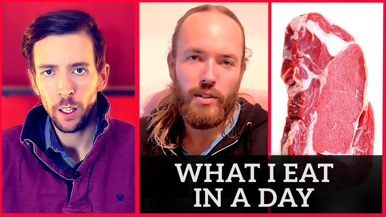 Nutritionist Reviews A Raw Carnivore Diet | Sv3rige What I Eat in A Day