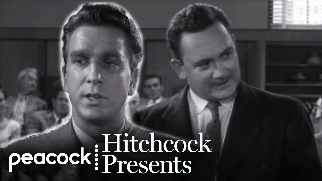 """Download Involuntary Manslaughter - """"The $2,000,000 Defense""""   Hitchcock Presents"""