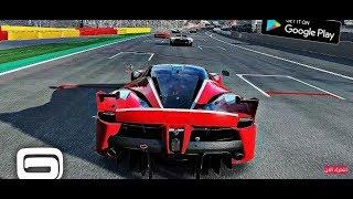 سباق سيارات مهرجان أرض الرعب الجزء الاول