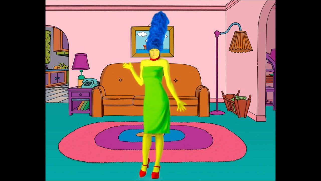The Marge Dance AKA My Sister  YouTube