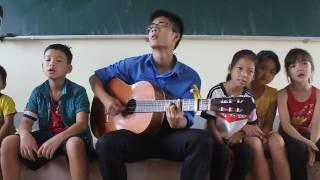 Bảy sắc cầu vồng - guitar