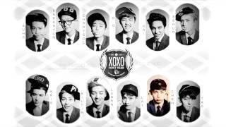 EXO - Don't Go (Korean & Chinese) Mp3