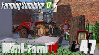 "Farming Simulator 17 Mini-Farm #47 - ""Zniszczony płot sąsiada"""