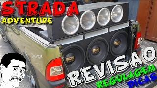 Strada Adventure 3 SDS tocando fraco??? Algo errado ai! REVISÃO...☢JuNiOr SoM♛® thumbnail