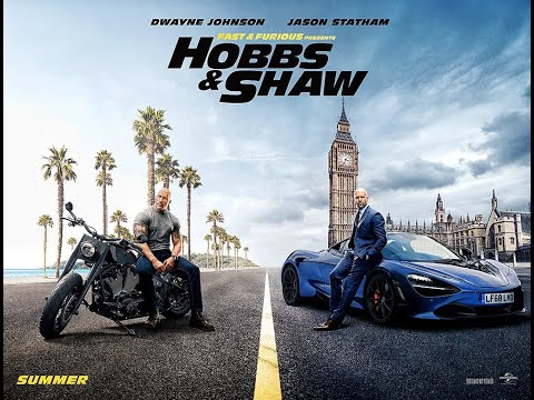 Fast & Furious Presents : hobbs and shaw trailer | official hd trailer |