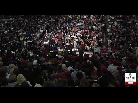 Full Speech: Donald Trump MASSIVE Rally in Hershey, PA 11/4/