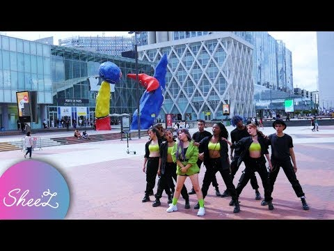 [KPOP IN PUBLIC PARIS/COLLAB] Ailee(에일리) - Room Shaker Dance Cover
