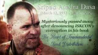 ISKCONspiracy - Aindra Prabhu