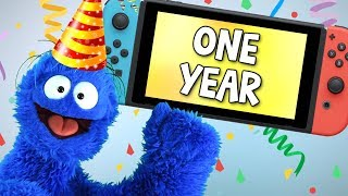 HAPPY SWITCHIVERSARY!!!