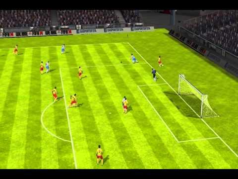 FIFA 14 iPhone/iPad - Bertitude vs. Seongnam Ilhwa