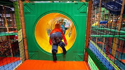 Busfabriken Indoor Play Family Fun for Kids