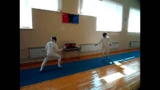 фехтование смоленск шпага турнир 2010