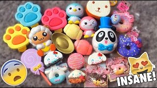 😱I SPENT $400 ON SQUISHIES?! Huge CreamiiCandy Squishy Package!!