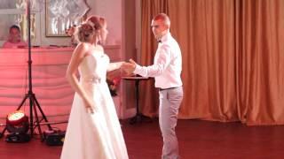 Самый красивый первый танец молодых. Свадьба в Донецке