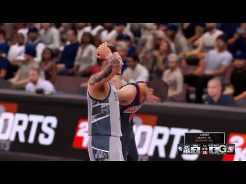 NBA 2k16 MyCareer - Spike Lee Joint - Part 3 - College
