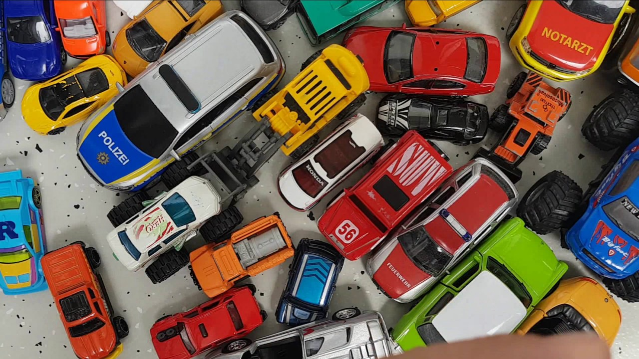Small Toy Cars For Boys : Review toys small toy cars for children video kids
