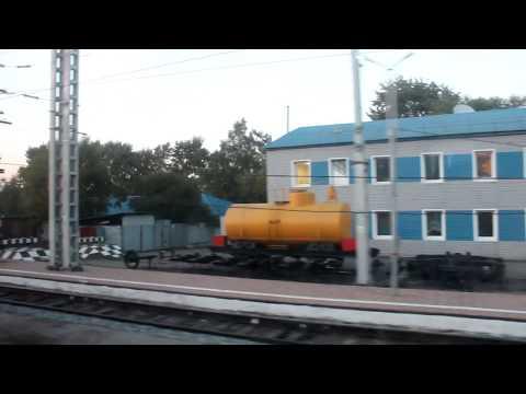 Отправление со станции Слюдянка-I