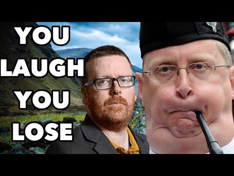 YOU LAUGH YOU LOSE | SCOTTISH EDITION | (YLYL)