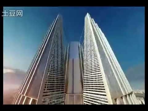 Wuhan Center Tower Video