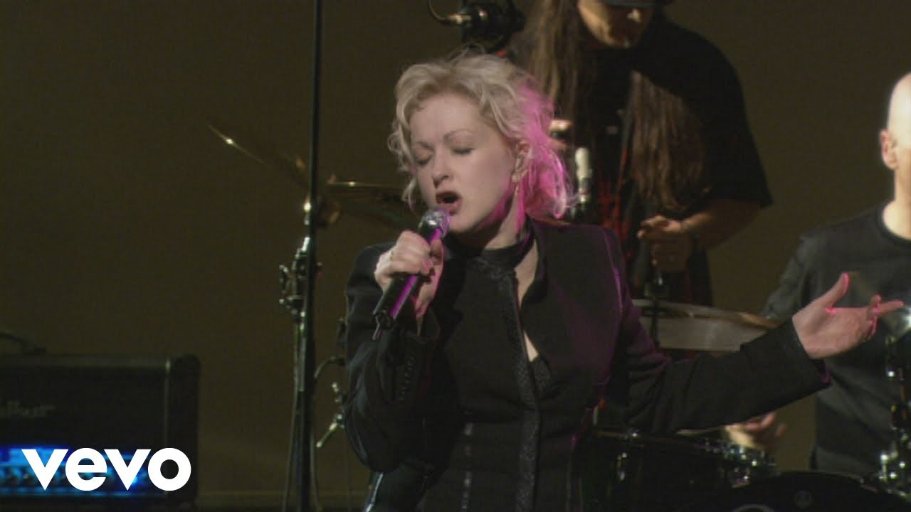 Download Cyndi Lauper - Girls Just Want to Have Fun (from Live...At Last)