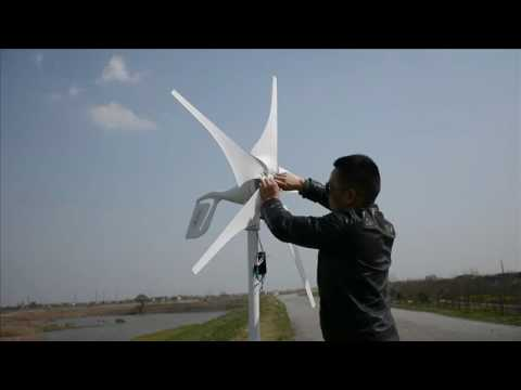 How To Drive A Wind Generator