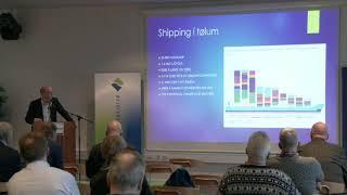 Hanus Mikkelsen, Sjóvinnustýrið - Hvussu kann shippingvinnan vaksa